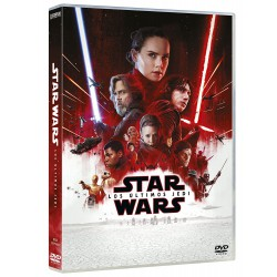 STAR WARS: LOS ULTIMOS JEDI DISNEY - DVD