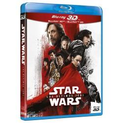 Star Wars: Los últimos Jedi (BD3D + BD) - BD