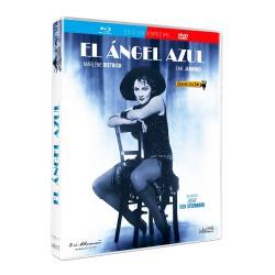 El Ángel Azul (Combo) - BD