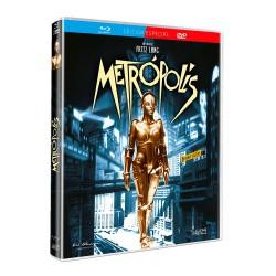 Metrópolis (Combo) - BD