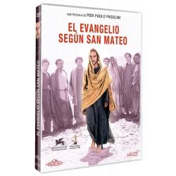 EVANGELIO SEGUN SAN MATEO,EL DIVISA - DVD