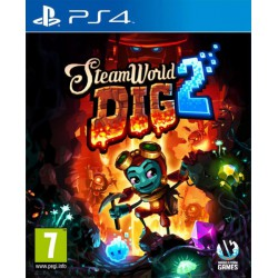 Steamworld Dig 2 - PS4