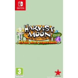 Harvest Moon La Luz de la Esperanza E.E. - SWI