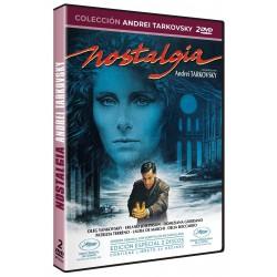 Colección Andrei Tarkovsky - Nostalgia - DVD