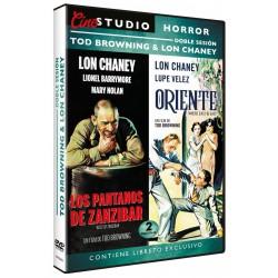 Los Pantanos de Zanzíbar + Oriente - DVD