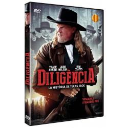 Diligencia - La Historia de Texas Jack - Catalán - DVD