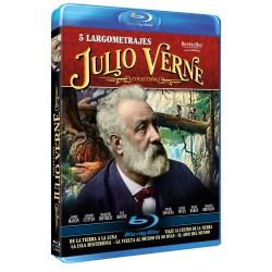 Colección Julio Verne - 5 Largometrajes - BD