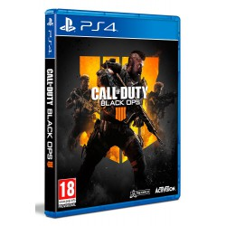 Call of Duty Black Ops 4 - PS4