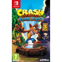 Crash Bandicoot N-Sane Trilogy - SWI