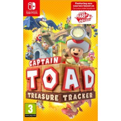 Captain Toad Treasure Tracker - SWI