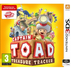 Captain Toad - Treasure Tracker - 3DS