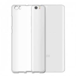 Funda silicona transparente Xiaomi Redmi Note 5A