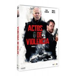 Actos de violencia - DVD