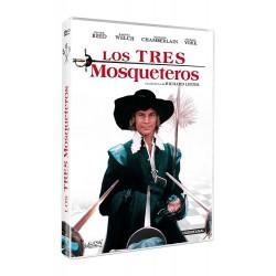Los tres mosqueteros (Los diamantes de la reina) - DVD