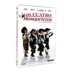 Los cuatro mosqueteros (la venganza de milady) - DVD