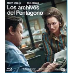 Los archivos del pentágono - BD