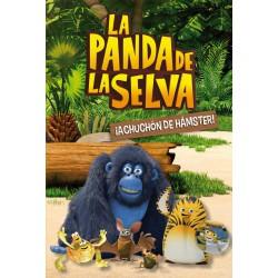 La panda de la selva - DVD