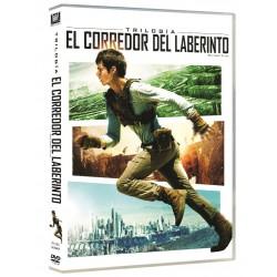 Trilogía el corredor del laberinto - DVD