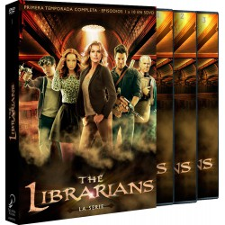 The librarians t: 1  1 a 1 - DVD