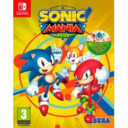 Sonic Mania Plus - SWI