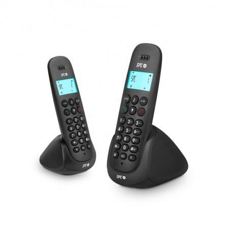 Telefono inalámbrico SPC Art Duo Black