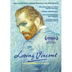 Loving vincent  - BD