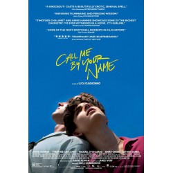 Call Me by Your Name - BD
