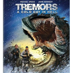 Temblores 6 - Un día en el infierno - DVD
