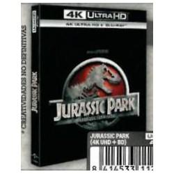 Parque Jurásico (4K UHD + BD)