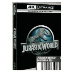 Jurassic World (4K UHD + BD)