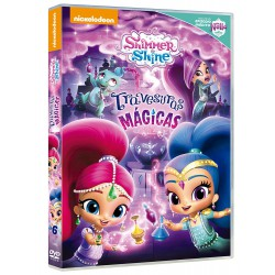 Shimmer & Shine 6 - Magical Mischief - DVD