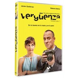 Vergüenza t1 - DVD