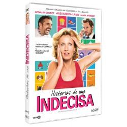 Historias de una indecisa - DVD