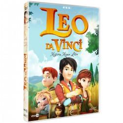 Leo da Vinci: Misión Mona Lisa - DVD