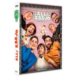 Allí abajo - Temporada 4 - DVD