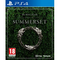 The Elder Scrolls Online Summerset - PS4