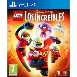 LEGO Los Increíbles - PS4