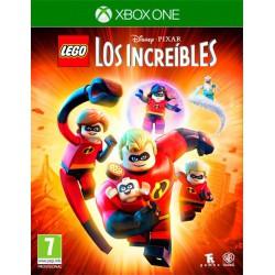 LEGO Los Increíbles - Xbox one