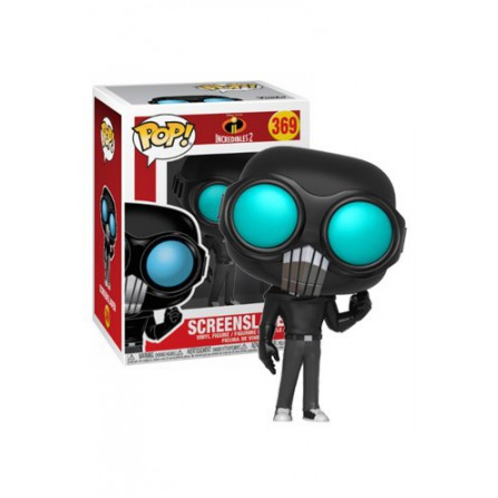 Funko Pop Screenslaver (Increibles 2)