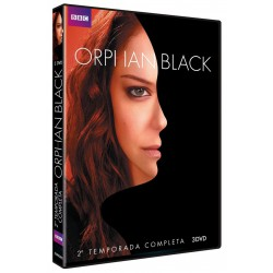 Orphan Black - Temporada 2 - DVD