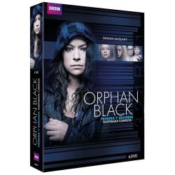 Orphan Black - Temporadas 1 y 2 - DVD