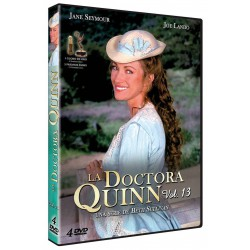 La Doctora Quinn - Volumen 13 - DVD