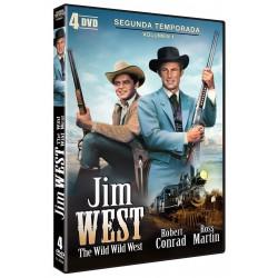 Jim West - Temporada 2 Parte 1 - DVD