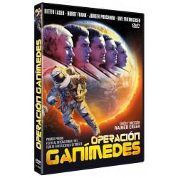 Operacion Ganímedes - DVD