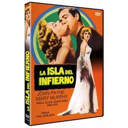 La Isla del Infierno - DVD