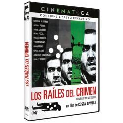 Los raíles del crimen - Cinemateca - DVD