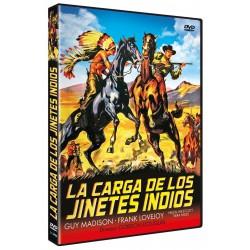 La carga de los jinetes indios - DVD
