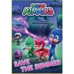 Pj Masks - Salvando el verano - DVD
