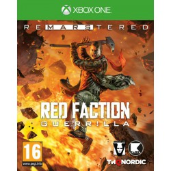 Red Faction Guerrilla Re-Mars-tered - Xbox one