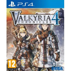 Valkyria Chronicles 4 - PS4